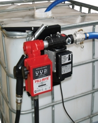 IBC Mount Fuel Pumps