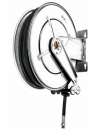 "Stainless Steel Hose Reel with 14m X 1"" Hose"