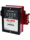 "Fill-Rite 1½"" Flow Meter with Pulser"