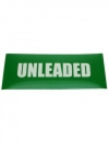 Unleaded Label