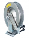 Bare Stainless Steel Hose Reel
